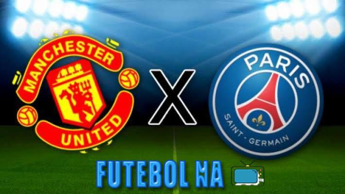 Manchester United x PSG ao vivo