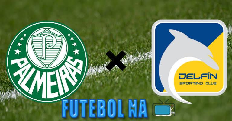 Assistir Palmeiras x Delfín ao vivo - Libertadores 2020