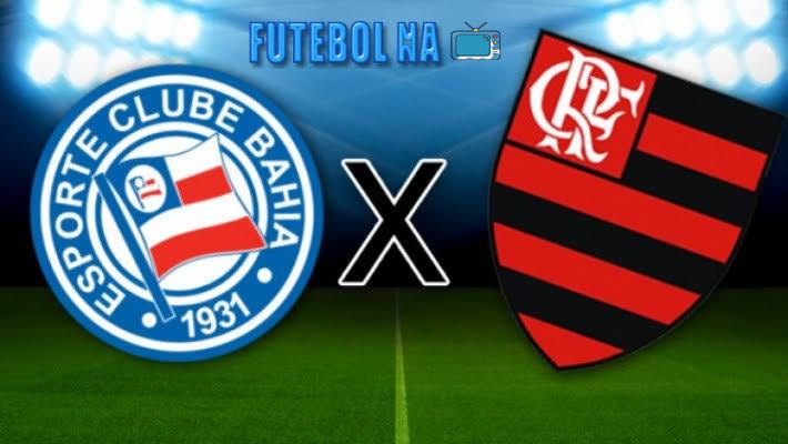 Assistir Bahia x Flamengo ao vivo - Brasileirão Sub-20