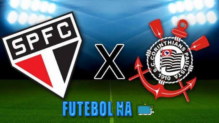 Assistir São Paulo x Corinthians ao vivo - Brasileirão Sub-20