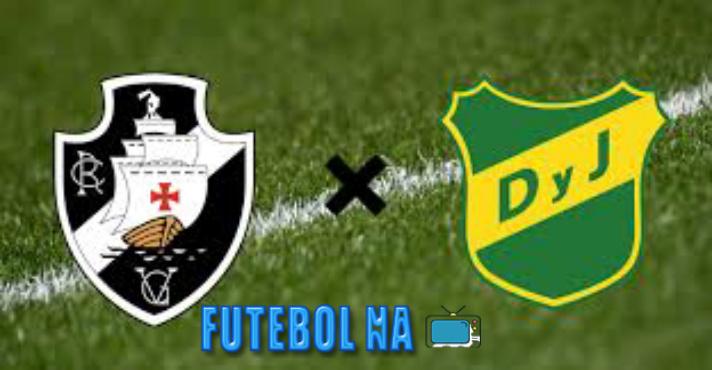Assistir Vasco x Defensa Y Justicia ao vivo - Libertadores