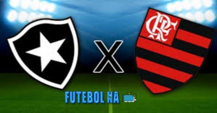 Assistir Botafogo x Flamengo ao vivo - Brasileirão 2020