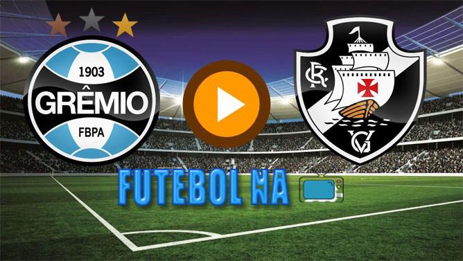 Assistir Grêmio x Vasco da Gama ao vivo - Brasileirão 2020