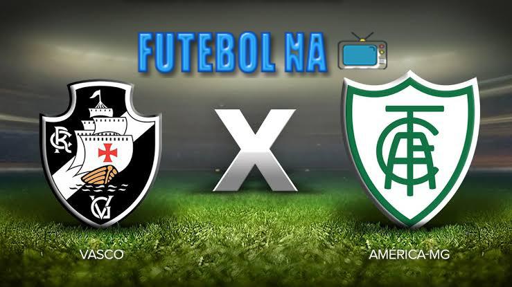 Assistir Vasco x América-MG ao vivo - Brasileirão Sub-20