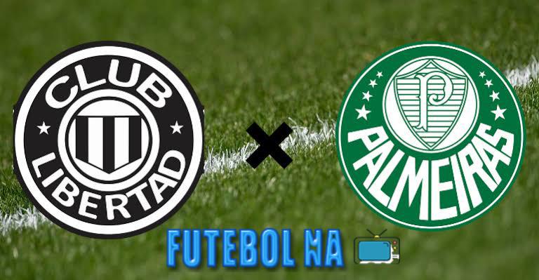 Assistir Libertad x Palmeiras ao vivo - Brasileirão 2020