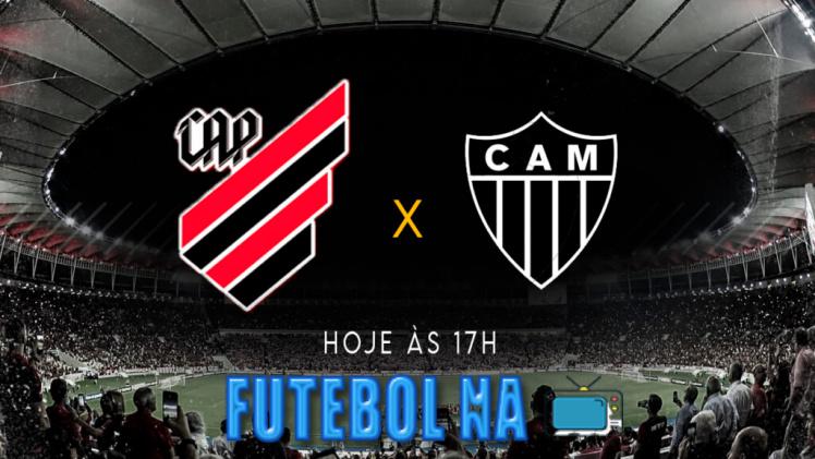 Assistir Athletico-PR x Atlético-MG ao vivo - Brasileirão 2020