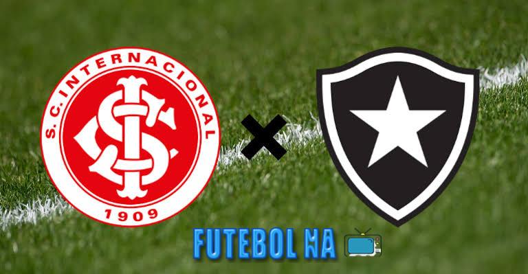 Assistir Internacional x Botafogo ao vivo - Brasileirão 2020