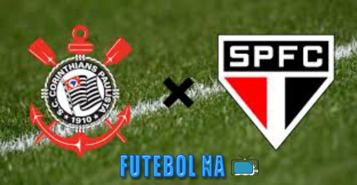 Assistir Corinthians x São Paulo ao vivo - Brasileirão 2020