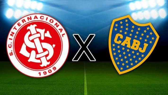 Assistir Internacional x Boca Juniors ao vivo