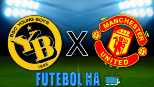 Young Boys x Manchester United ao vivo - Champions League